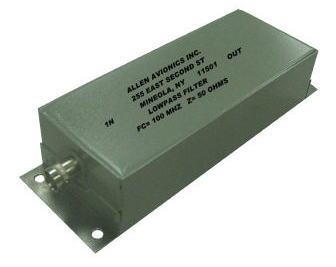High Power Filters