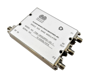Single Sideband Modulators