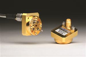 New Waveguide Series 50-75 GHz Broadband Detector – Model DV-2