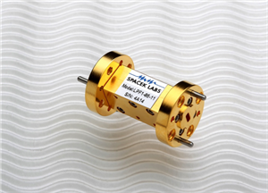Introducing the E-Band Waveguide Low Pass Filter by Spacek Labs