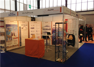 Spacek Labs at EuMW (European Microwave Week)