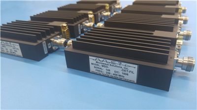 ESD AutoDetect Amplifier