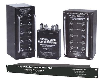GLE - Ground Loop Eliminators