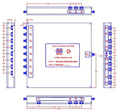 ATN-30M6G-128DB-8X1-SFF-UPLINK Image