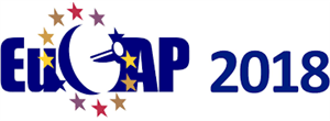 EuCAP 2018 - 12th European Conference on Antennas and Propagation