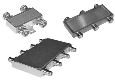 Hybrid Combiners