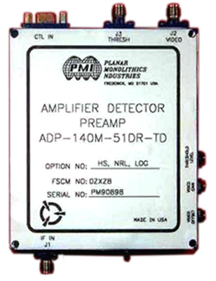 ADP-140M-51DR-TD OPT: HS, NRL, LOG Image
