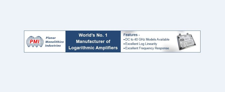 Click here to learn more about PMI Logarithmic Amplifiers