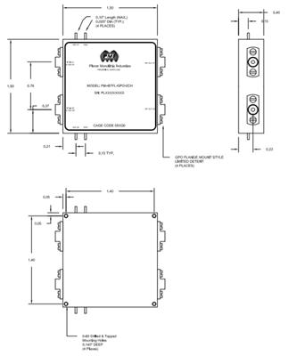 Integrated Bias-Tee, Filtered Limiter Module Image