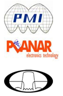 Planar Monolithics Industries (PMI) announces its merger with Planar Electronics Technology (PET) and Planar Filter Company (PFC).