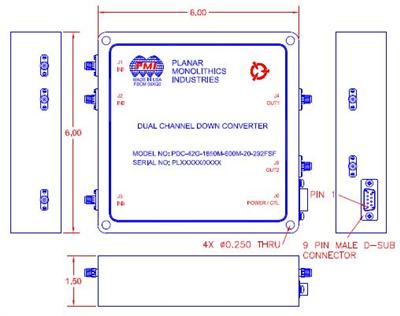 PDC-42G-1850M-600M-20-292FSF Image
