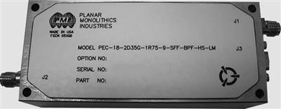 PEC-18-2D35G-1R75-9-SFF-BPF-HS-LM Image