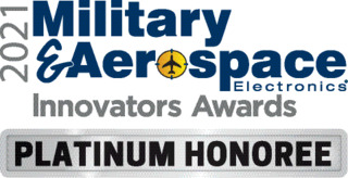 Planar Monolithics Industries, Inc., honored by 2021 Military & Aerospace Electronics Innovators Awards