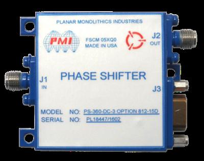 Phase Shifters & Bi-Phase Modulators