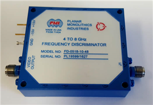 Frequency Discriminators