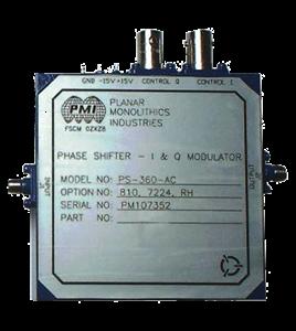 I/Q Vector Modulators