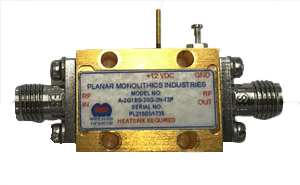 PMI's A Series Amplifiers