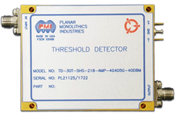 Threshold Detectors