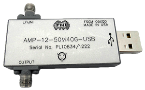 USB Style Amplifiers