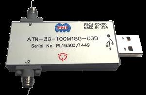 USB Style Attenuators