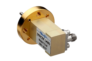 Millimeter-wave Waveguide to Coax Adapters