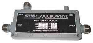 High Power Directional Coupler 20CH170 (N-Female 700-2,700MHz)