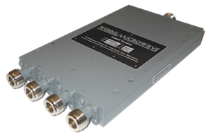 Werbel Microwave Power Dividers Featured in Defense Electronics Magazine