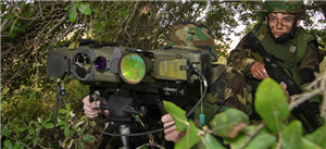 Laser and Target acquisition systems