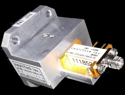 Waveguide Amplifiers